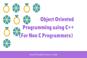 Object Oriented Programming Using C++ for Non C Programmers  (Instructor Led Live Training)